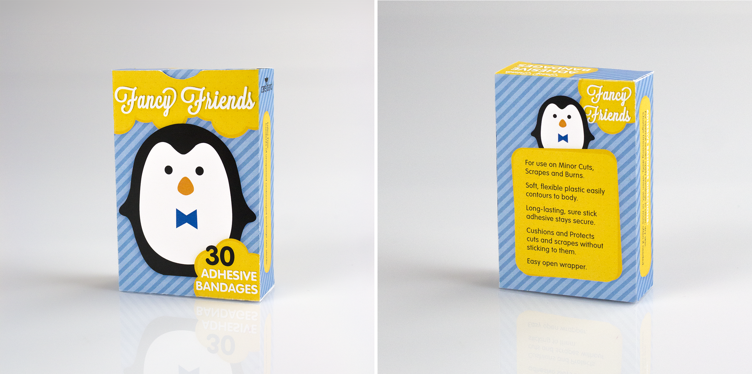 penguin box