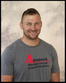 jake dostalek Strength & Conditioning Coach Advanced Physical Therapy & Sports Medicine
