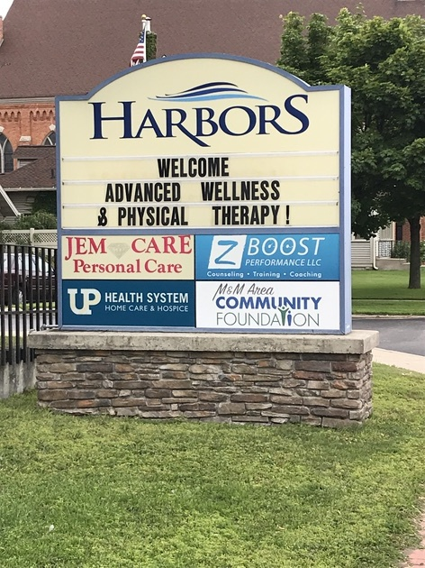 harbors menominee physical therapy wellness clinic