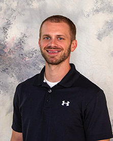 Luke Gauthier physical therapist physical therapy Marinette aptsm