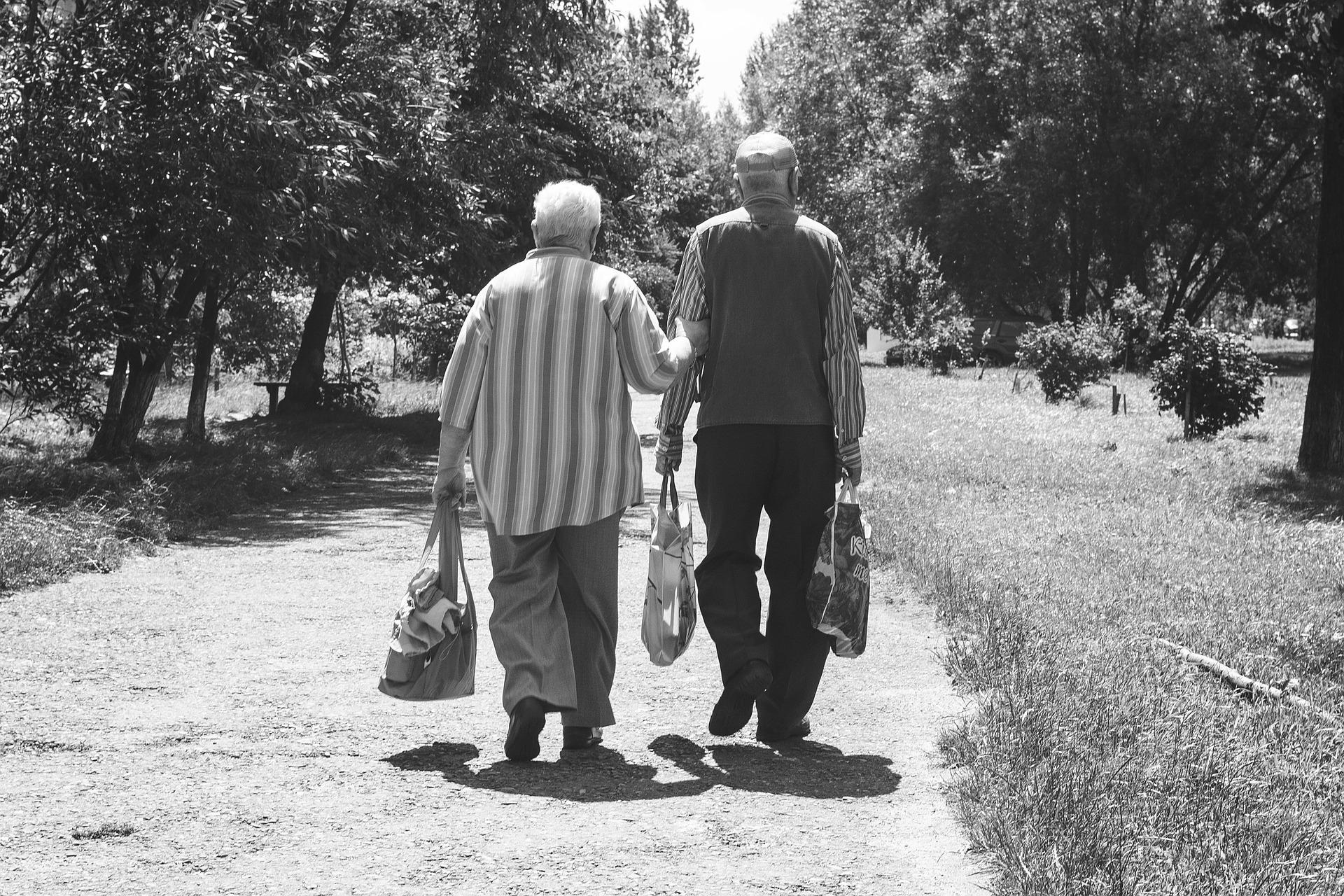 walking COPD Blog