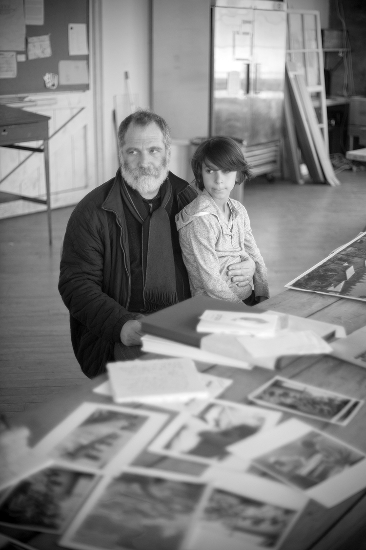 David and Rostam Gersten