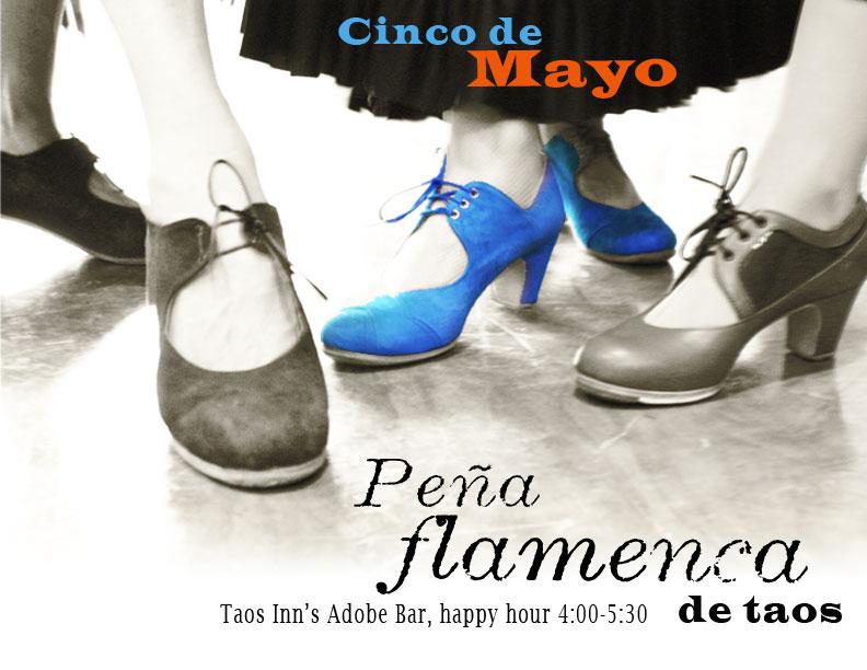 Cinco de Mayo at the Taos Inn