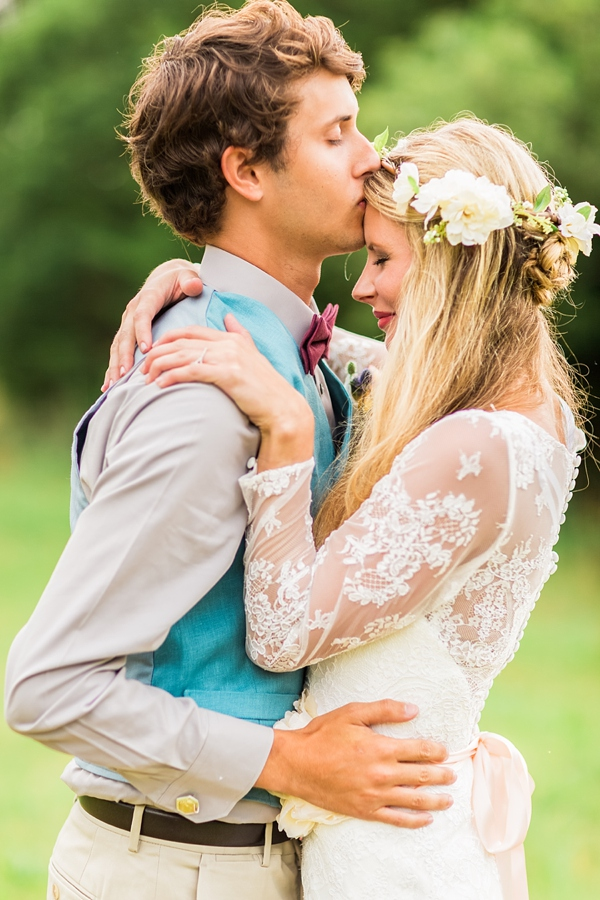 Bohemian Wedding Inspiration in Oklahoma | Cottage Hill