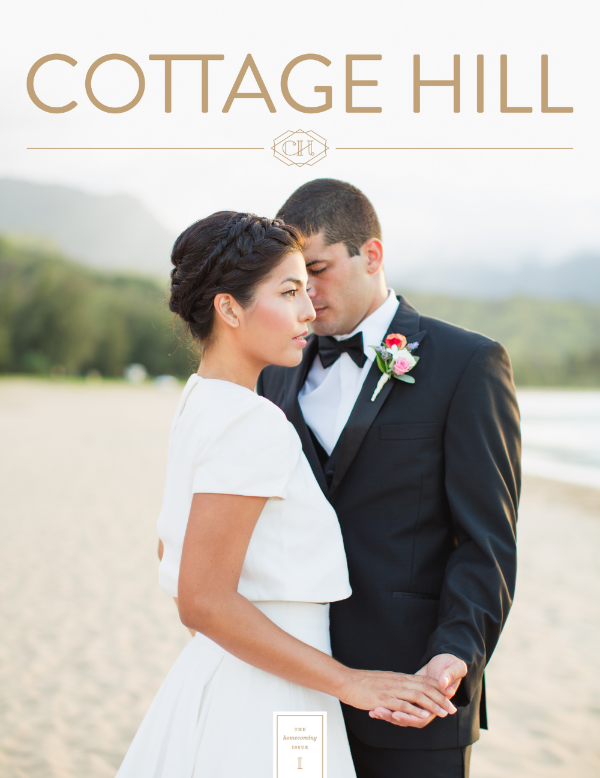 Cottage Hill Book I Cover Reveal