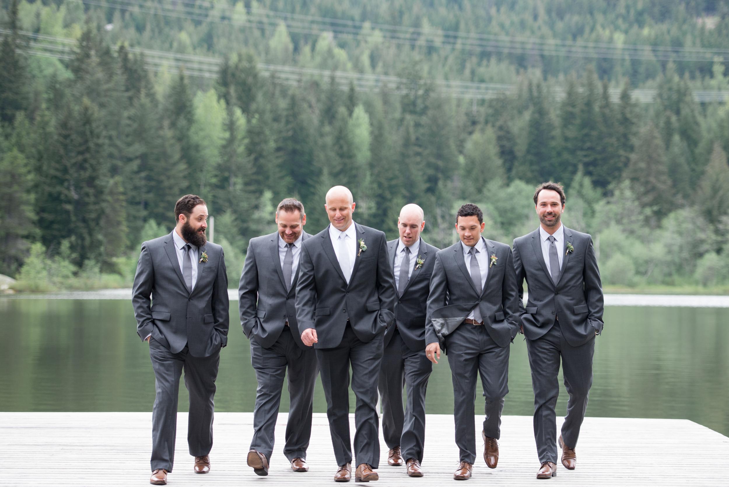 Simple, rustic Whistler, BC wedding by Christie Graham-26.jpg
