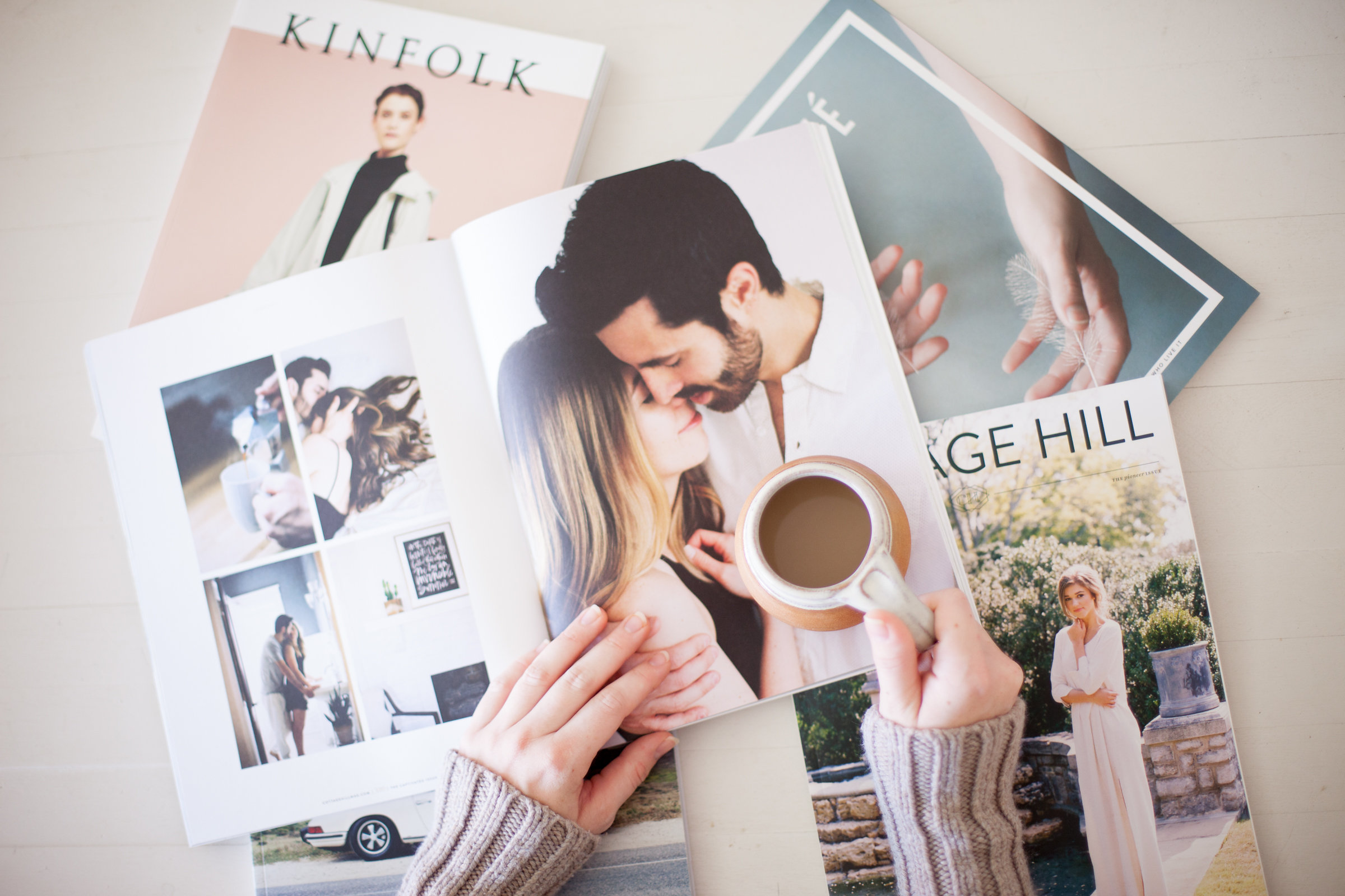 Calling all Writers for Cottage Hill Magazine
