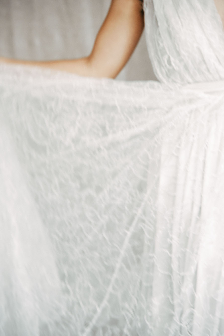 The lace on this Alexandra Grecco gown is breathtaking, now featured on Cottage Hill