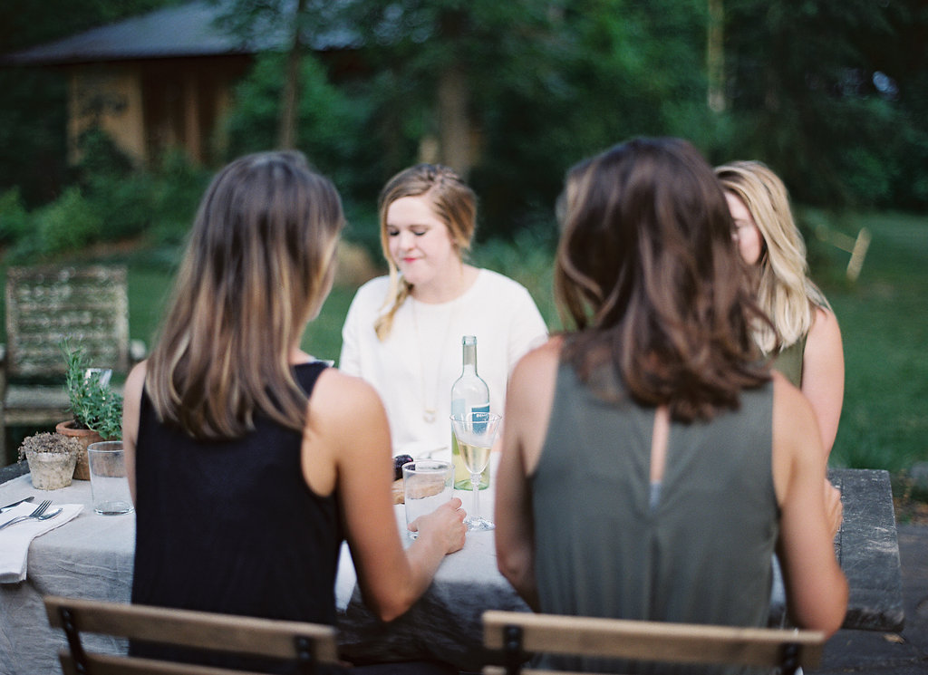 Al Fresco Girls' Wine Night