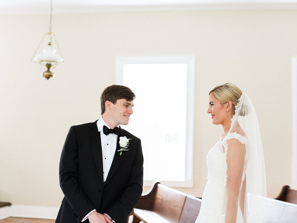 Romantic South Carolina Wedding now on Cottage Hill