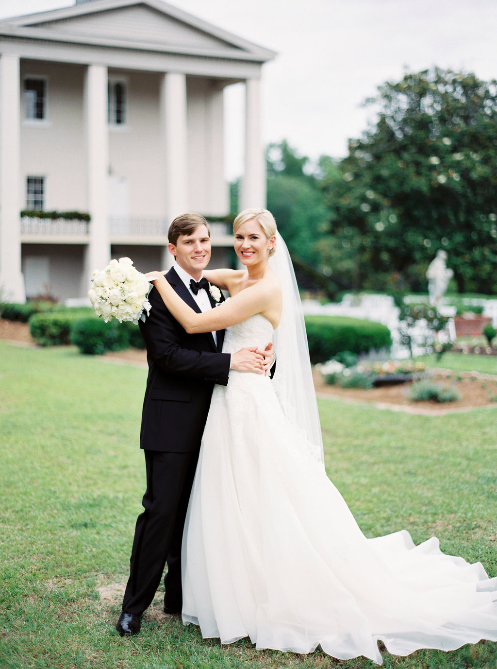 Romantic South Carolina Wedding now on Cottage Hill