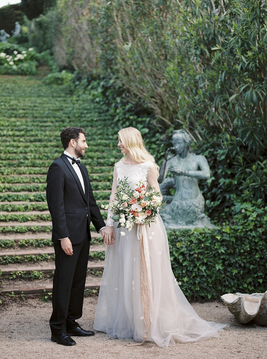 Elegant Lloret del Mar Wedding Inspiration
