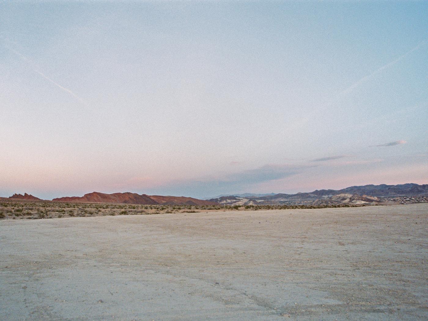 Las Vegas Desert Elopement, Cottage Hill