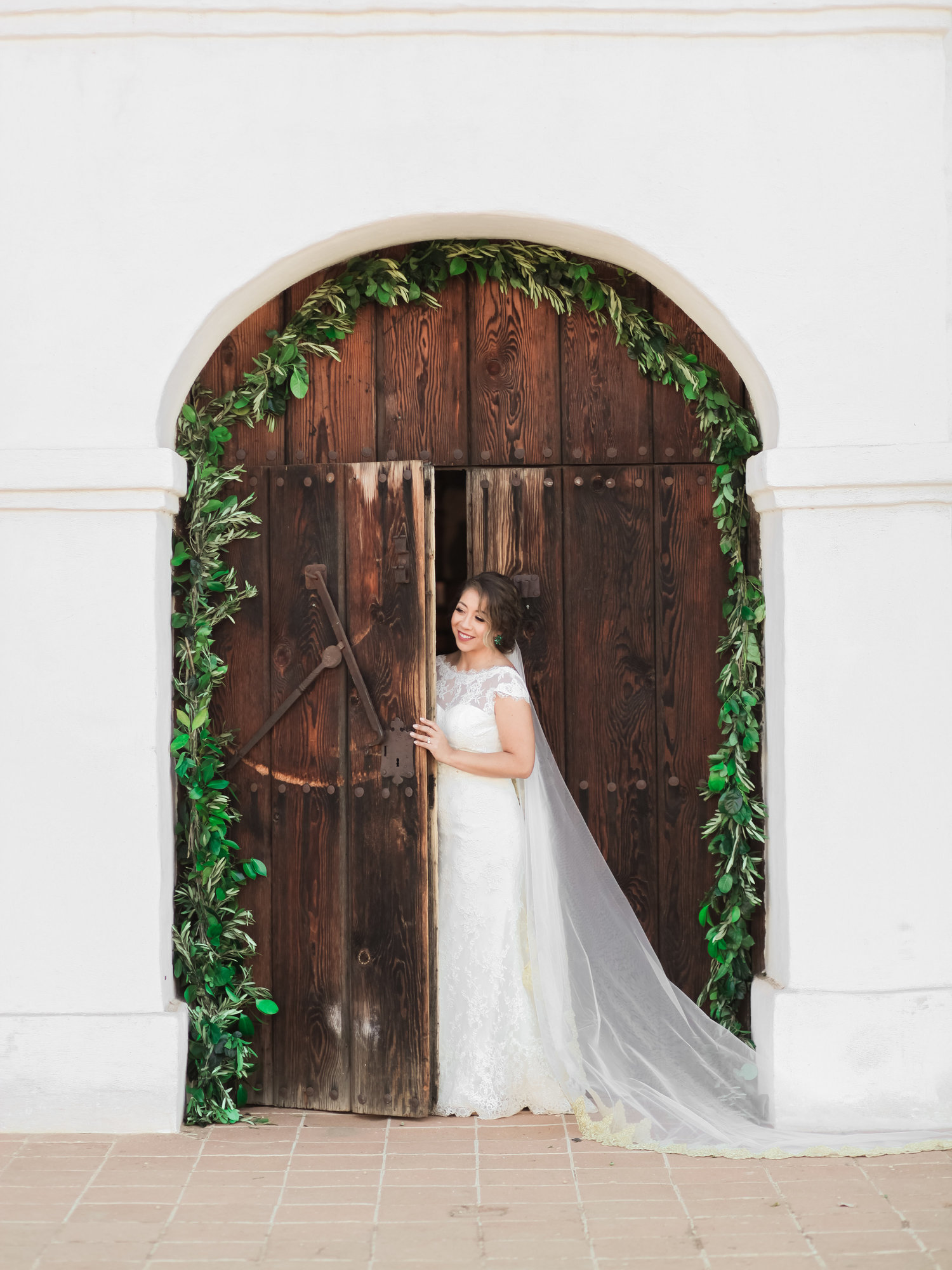 Presidio Chapel Wedding in Santa Barbara now on Cottage Hill