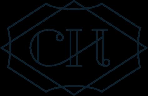 Cottage Hill logo by Kathryn Duckett of Creme Brands | cottagehillmag.com