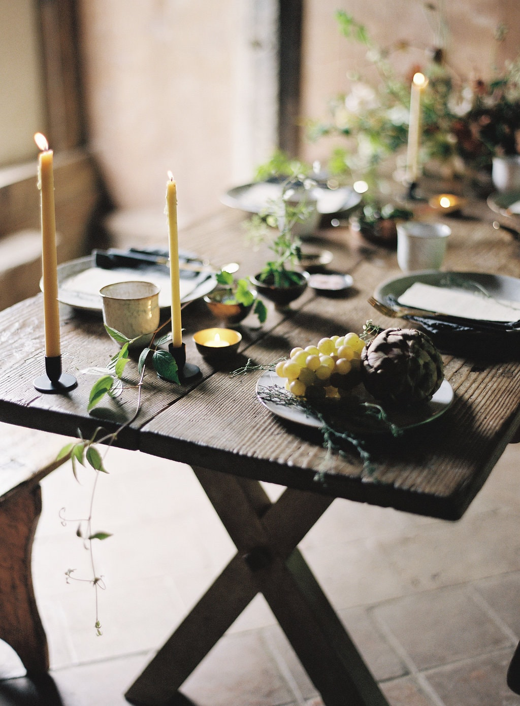 Meaningful Menu for a Small Wedding on Cottage Hill50.jpg