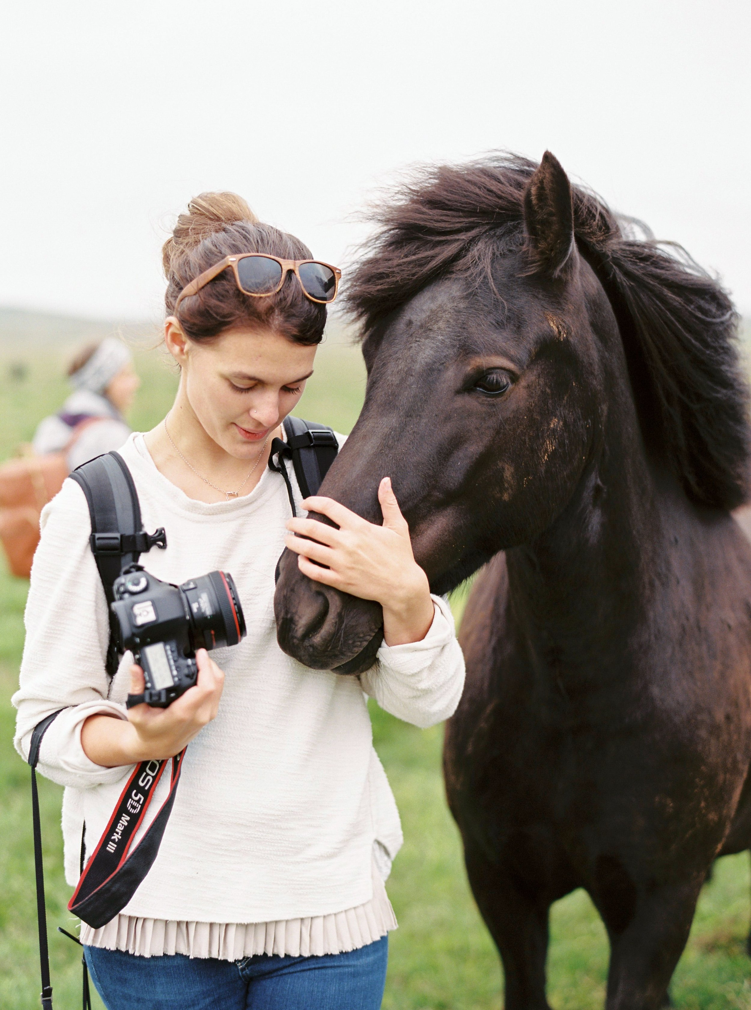 Horses in Iceland by Kristin Sweeting now on Cottage Hill64.jpg