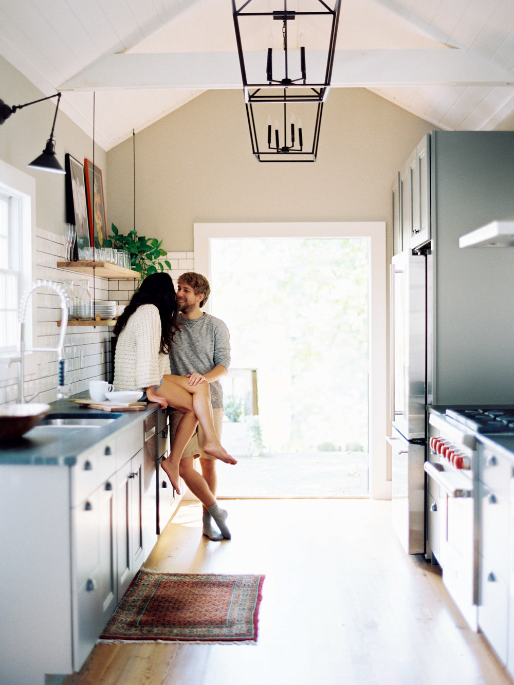 Engagement Session at Beautiful Home now on Cottage Hill42.jpg
