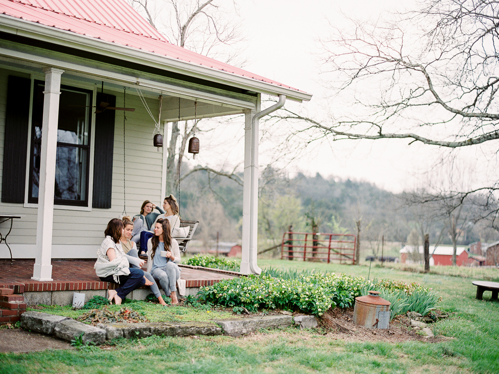 A Beautiful and Relaxed Bachelorette Weekend now on Cottage Hill cottagehill.co9.jpg