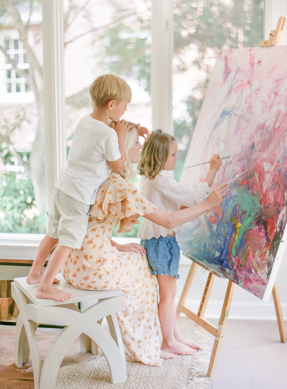 © Cottage Hill, LLC | Family Session at Home | cottagehill.co30.jpg