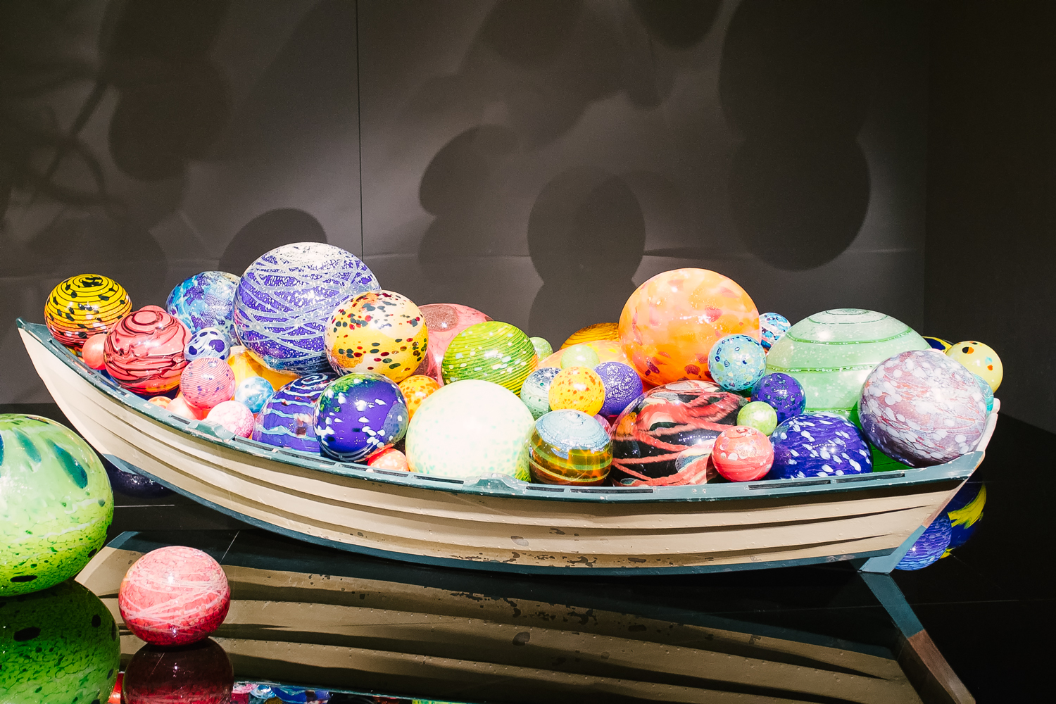 The Chihuly Exhibition
