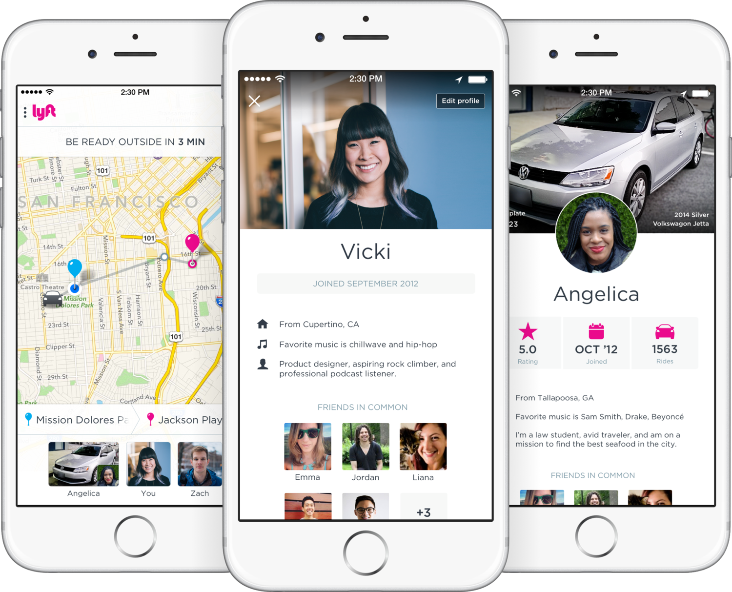 Meet Lyft Profiles — Lyft Blog