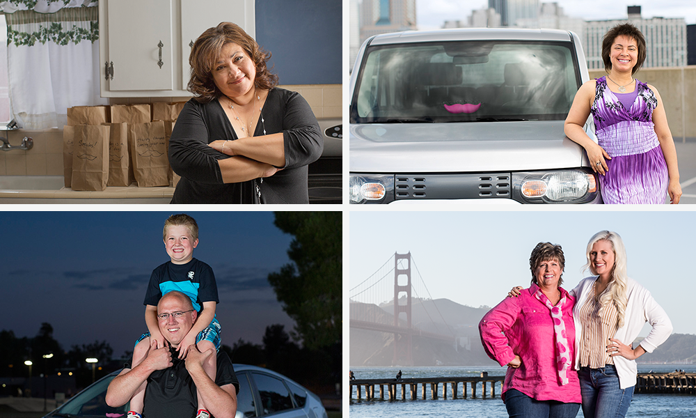 Want some major inspiration? Meet a few of the awe-inspiring moms (and a Mr. Mom) from the Lyft driver community on our   Boss Mom Awards page  .