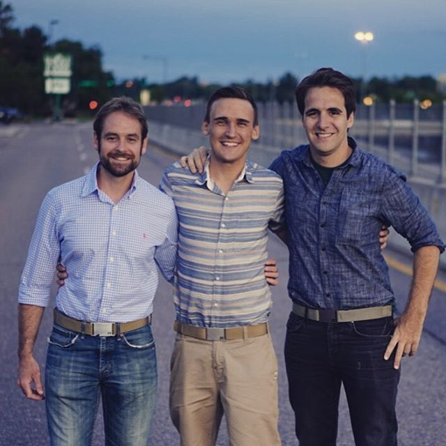 """Nearly a year ago, Kyle took a Lyft ride with Denver driver Devin, who told him he'd invented a magnetic belt and was driving with Lyft to get the idea off the ground. When Kyle saw the product, he immediately said """"I want to partner with you!"""" The two exchanged numbers, added a third friend, Mike, and a business was born.Kyle's gut feeling was right: today Magzook Tightening Systems has become the most-backed belt in crowdfunding history!"""