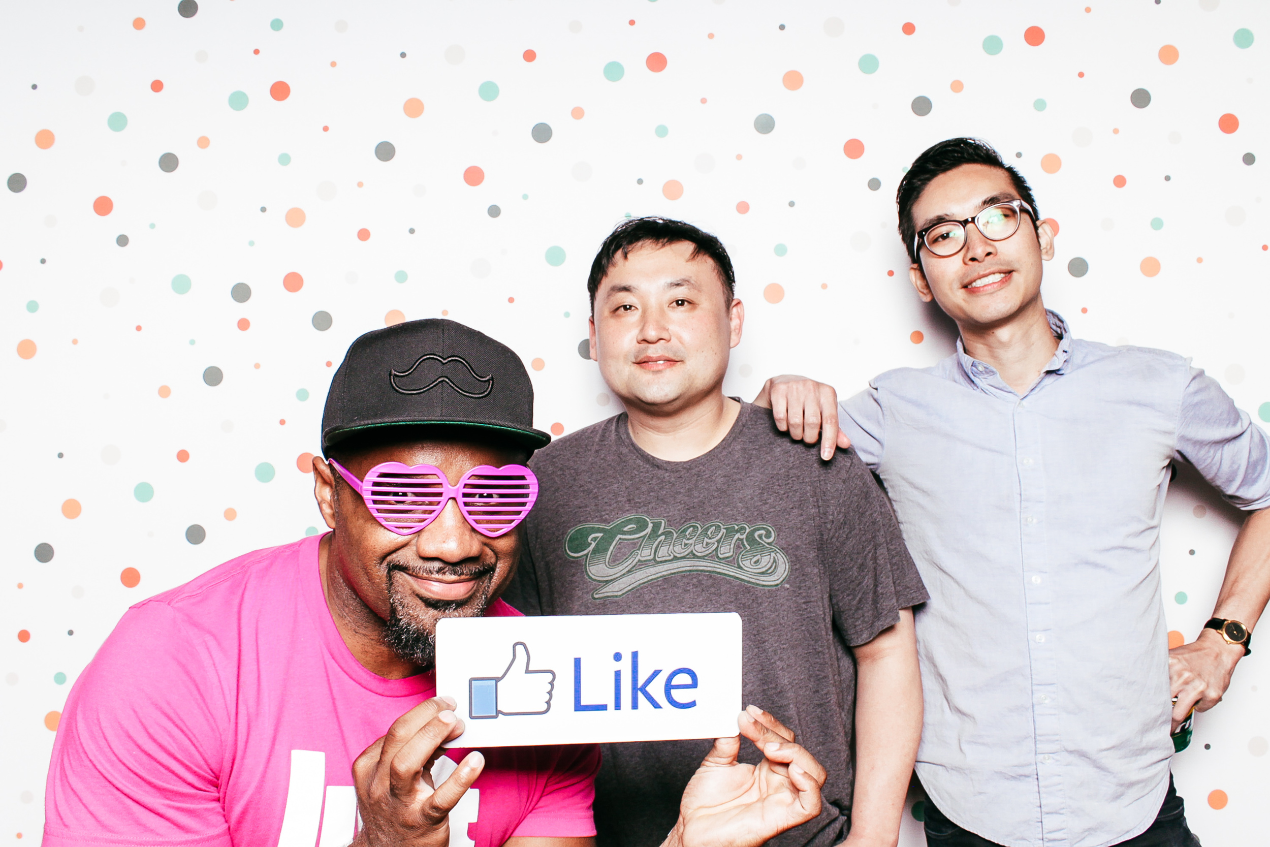 Congratulations Lamont (left) on your 10,000 rides with Lyft!