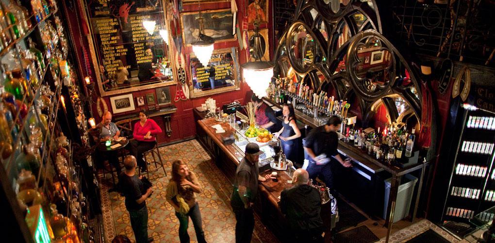 Twisted libations at Villain's Tavern; Photo Credit: Villain's Tavern