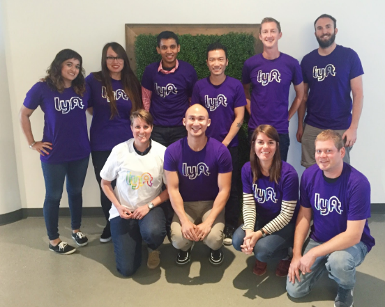 Lyft's LGBTQA employee group will collaborate with Equality Federation in the year ahead