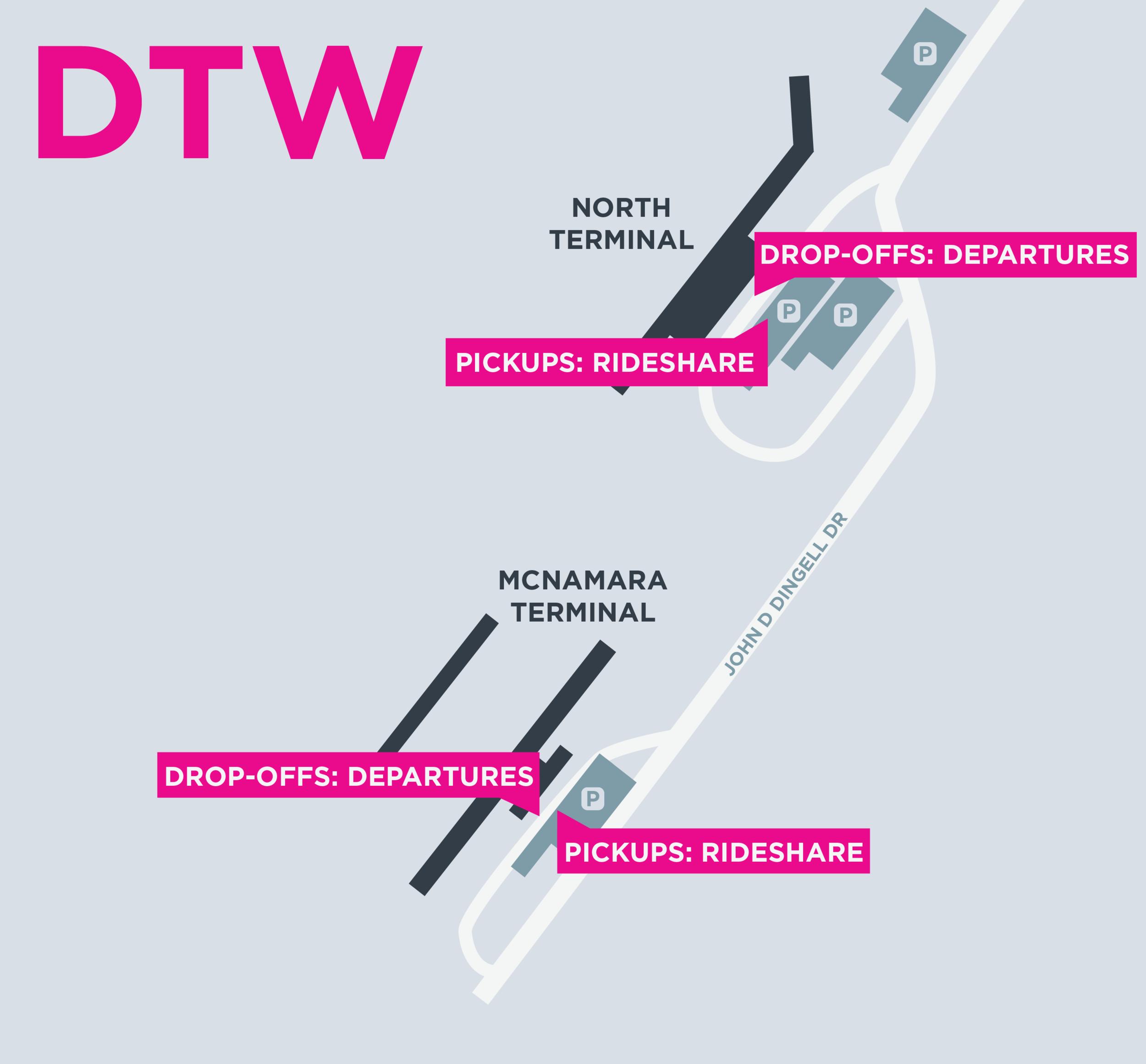 μετρό Ντιτρόιτ