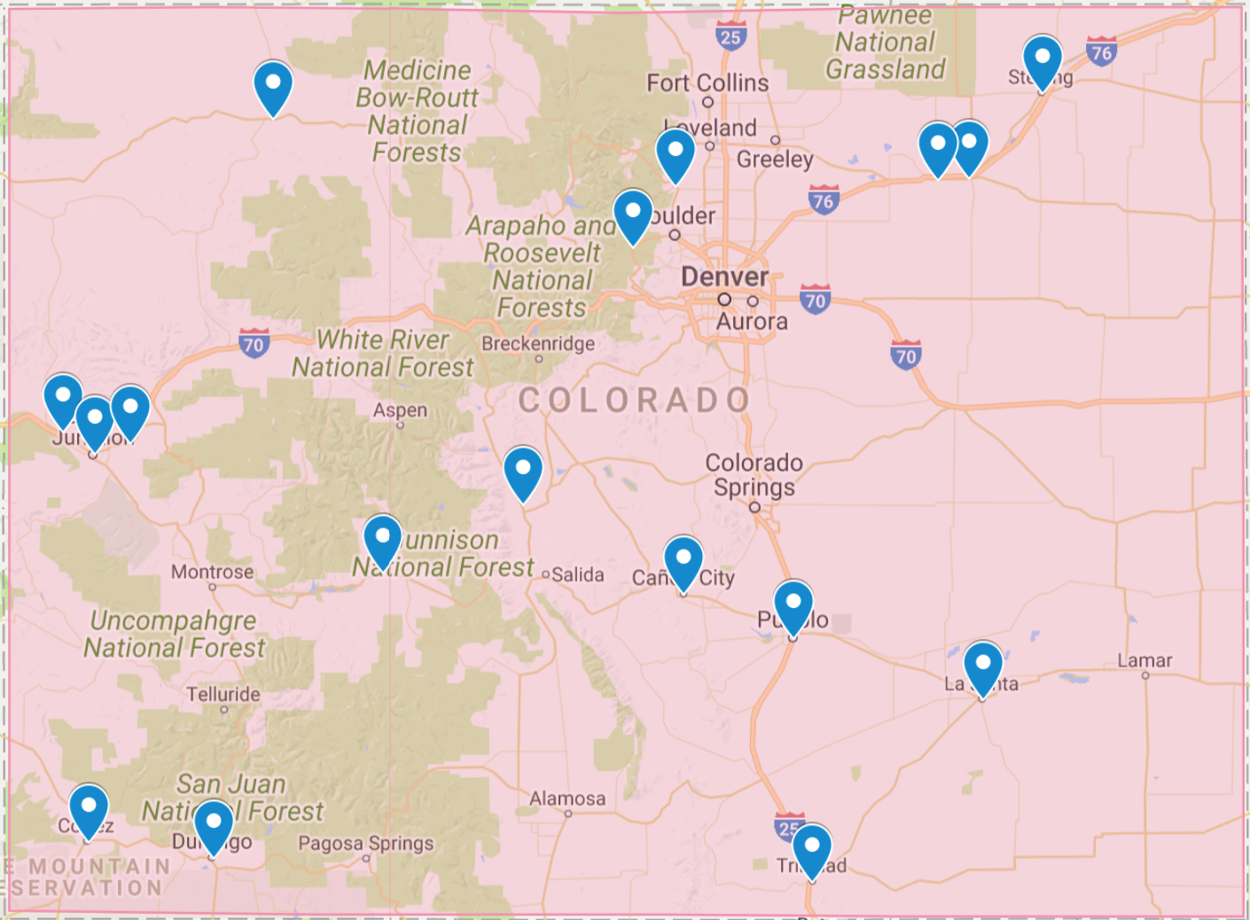 Colorado, We're Statewide — Lyft Blog on