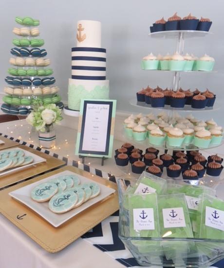 Dennis Inn dessert table.JPG