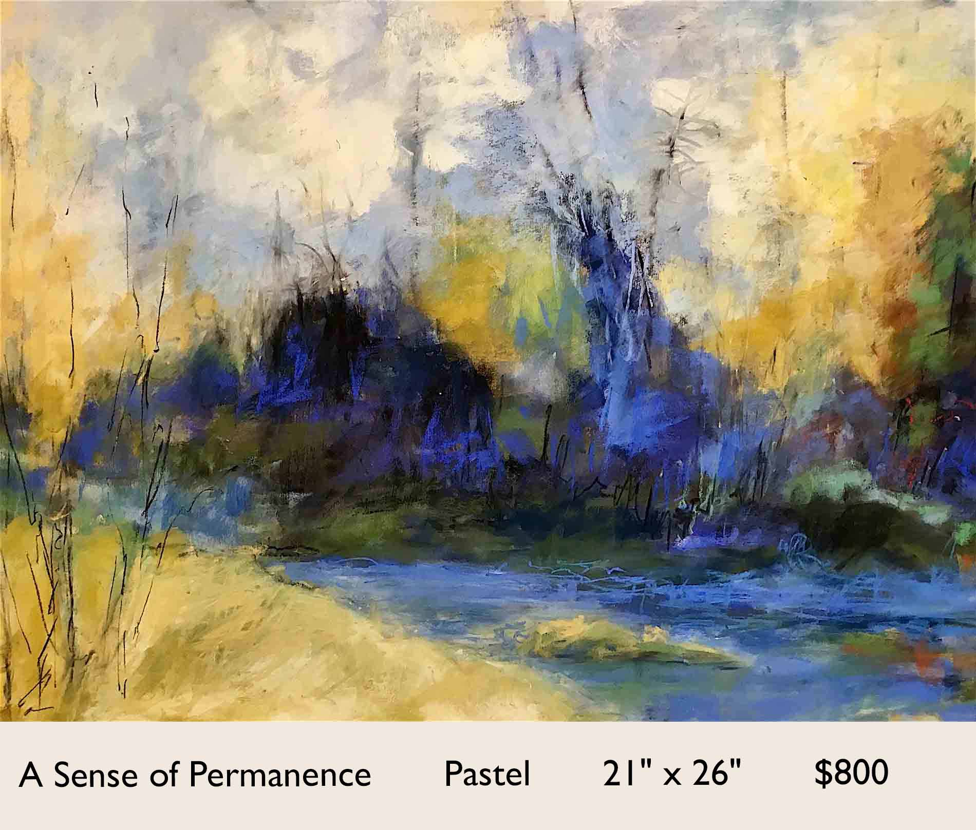 A Sense of Permanence
