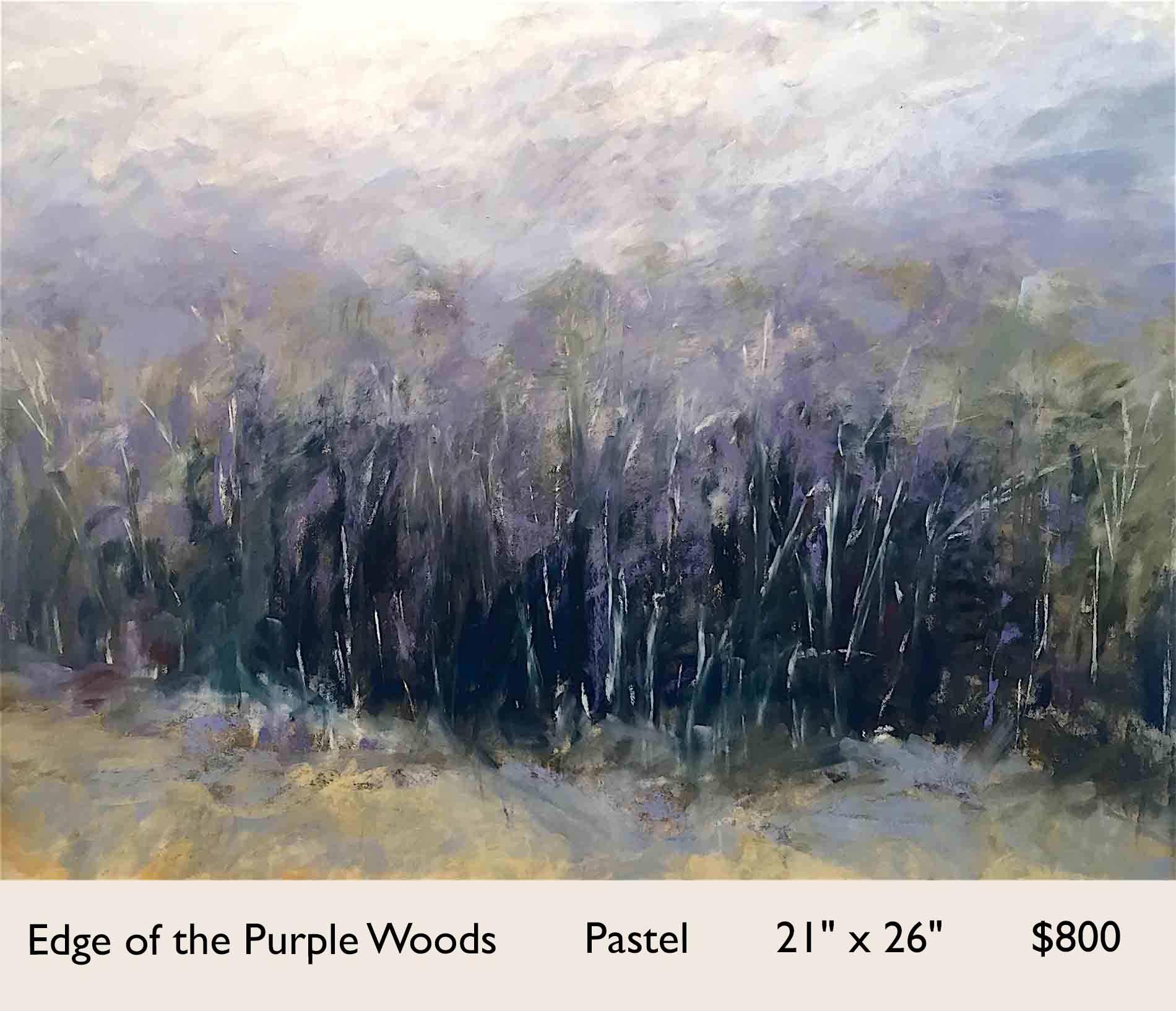 Edge of the Purple Woods