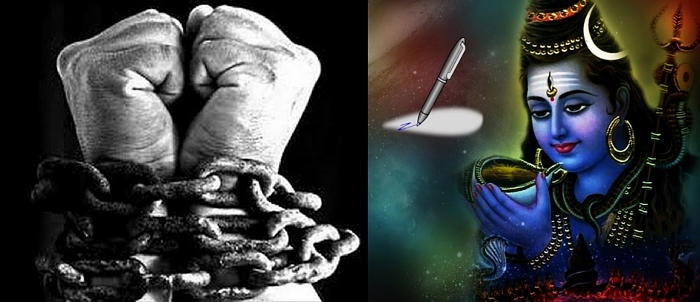 image:  Lord Shiva  by govindaraj + extract from   Master Slave Reality  mini lecture by Dr. Robert Cassar