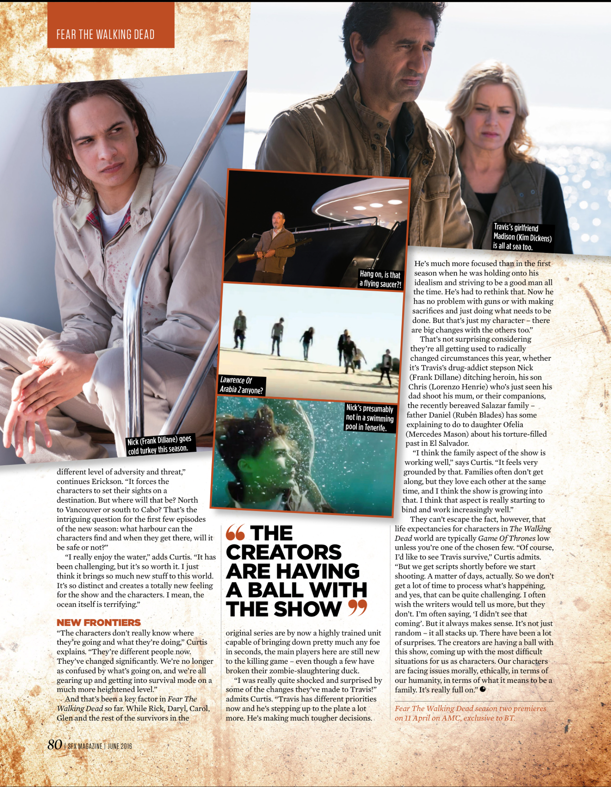 SFX Magazine UK | Dead Sea | Page 3