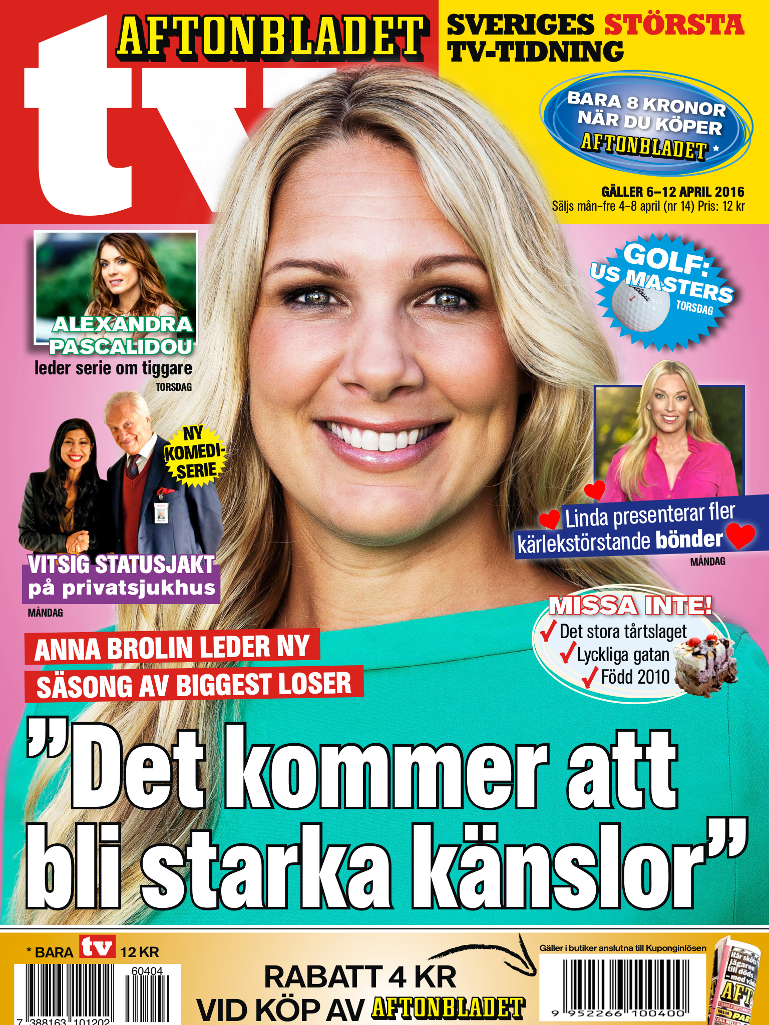 TV Aftonbladet Sweden | Cover