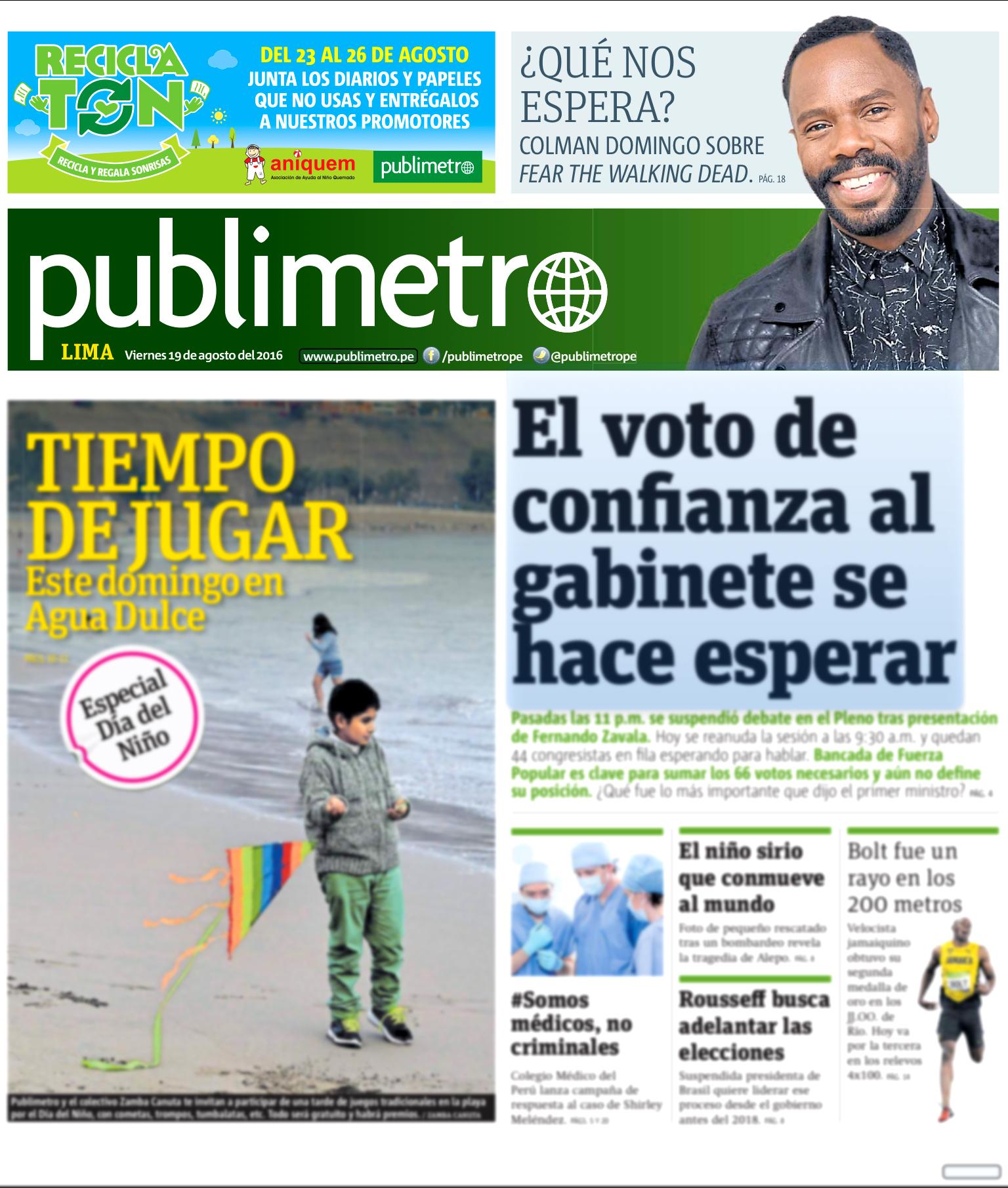 Publimetro Peru