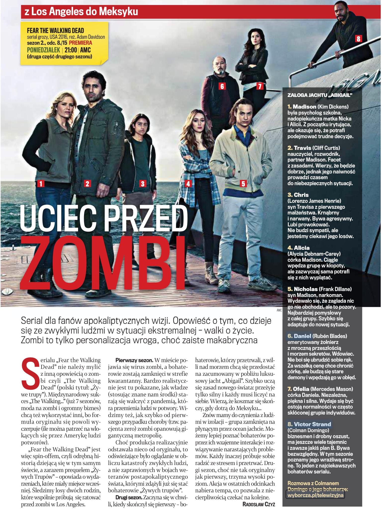 Wyborcza Poland FTWD Feature