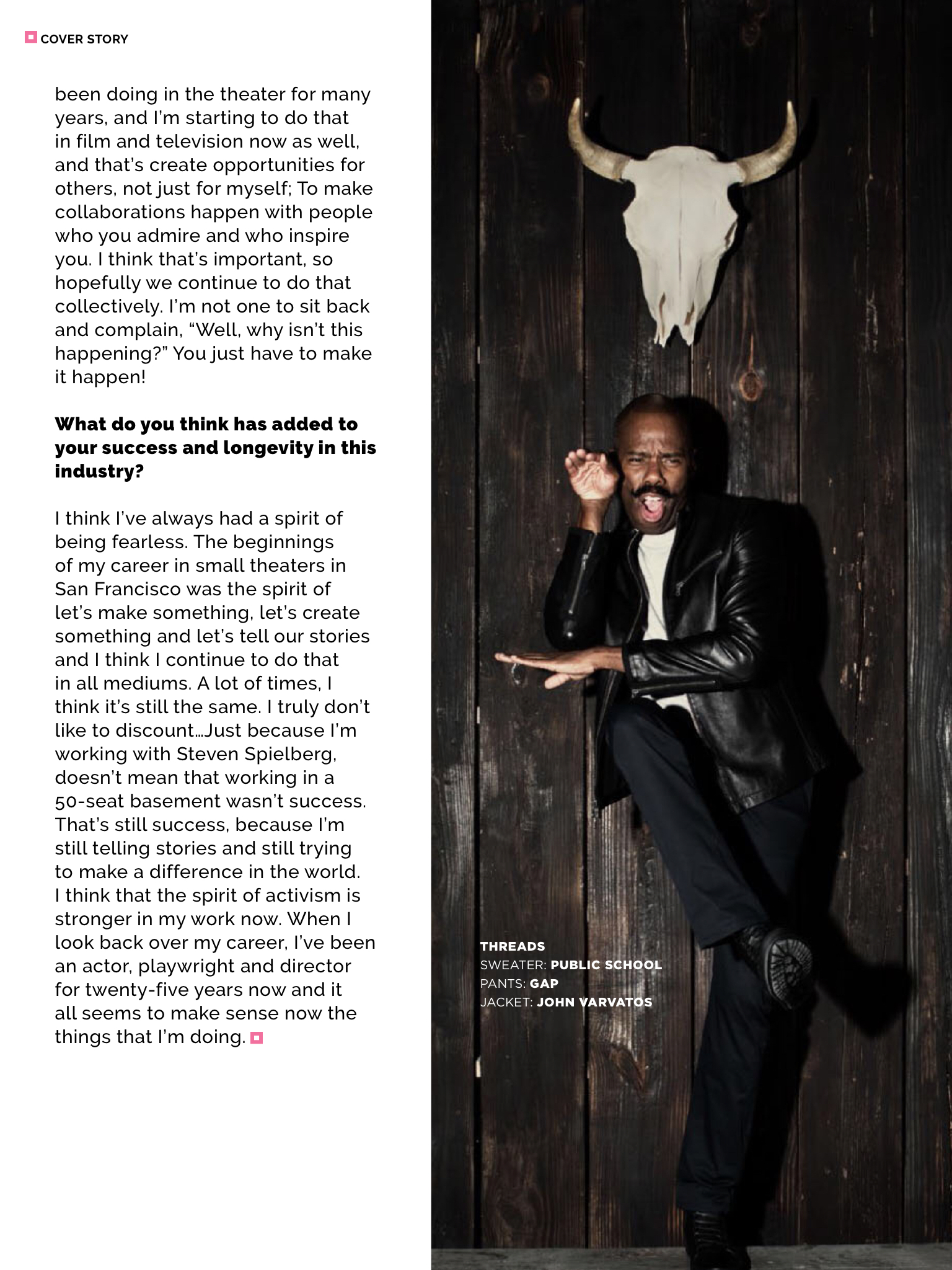Heed Magazine New School Feature Colman Domingo Page 2.jpg
