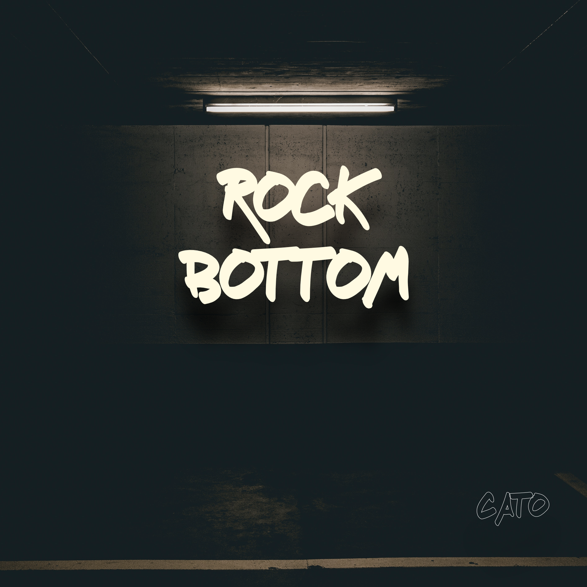 Rock Bottom Song Art - Cato
