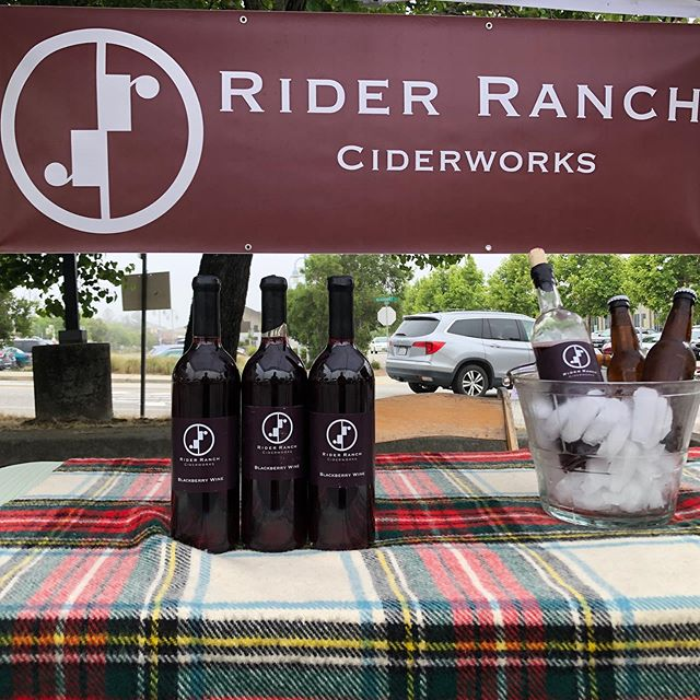 Join us at the #scottsvalleyfarmersmarket this morning for a taste of blackberry wine.  360 Kings Village Ln, ScottsValley, CA from 9-1pm this Saturday and the first Saturday of every month.