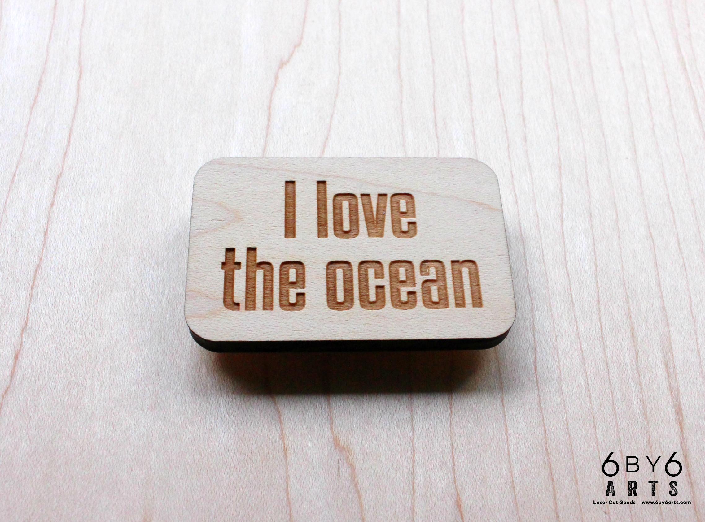 I DO love the ocean!!!!