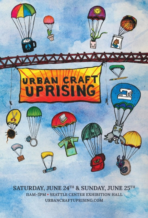 Urban Craft Uprising Summer Show 2017