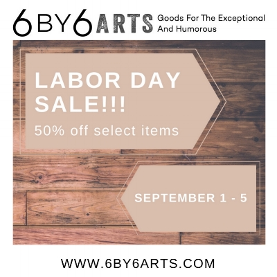 Labor Day Weekend Sale!!!