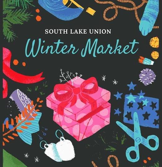 South Lake Union Winter Market 2017