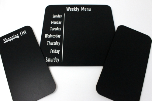 Planner Chalkboard Magnets