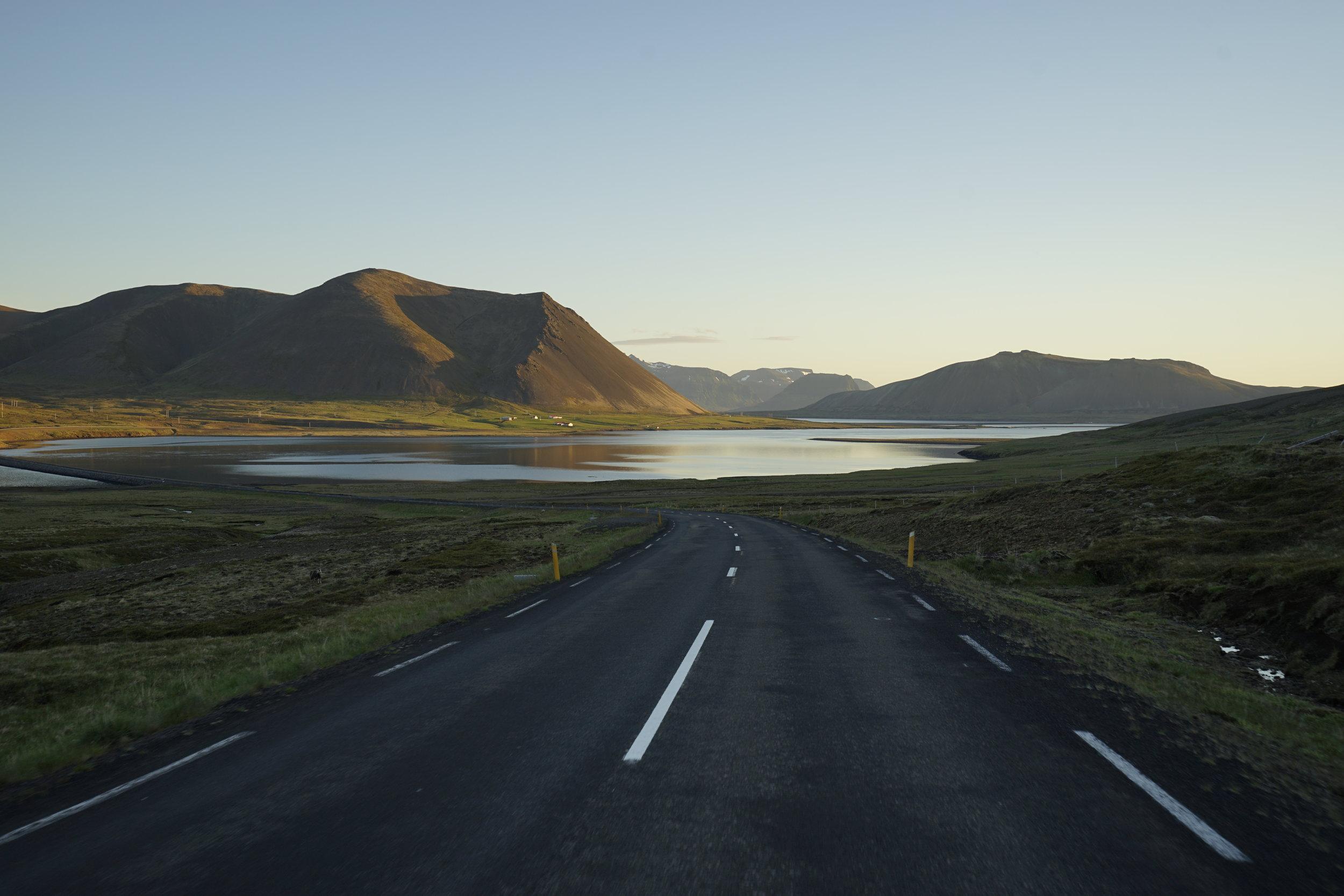 Snæfellsnes - Helgafellssveit